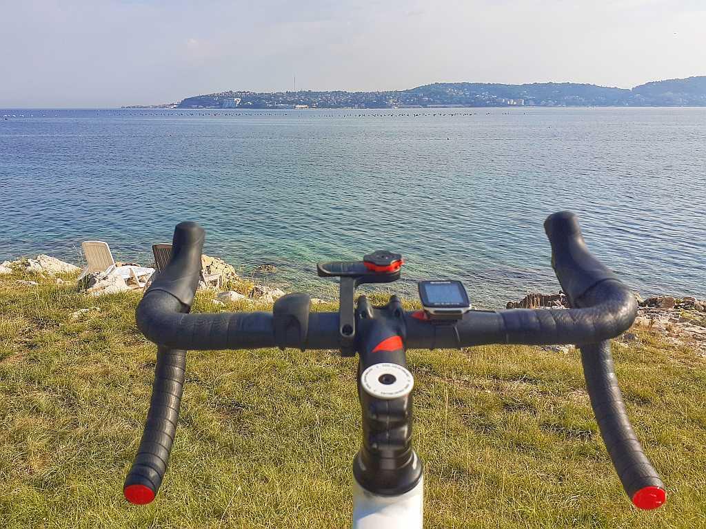 Istria trasa rowerowa Savudria i Kanegra – 30 km