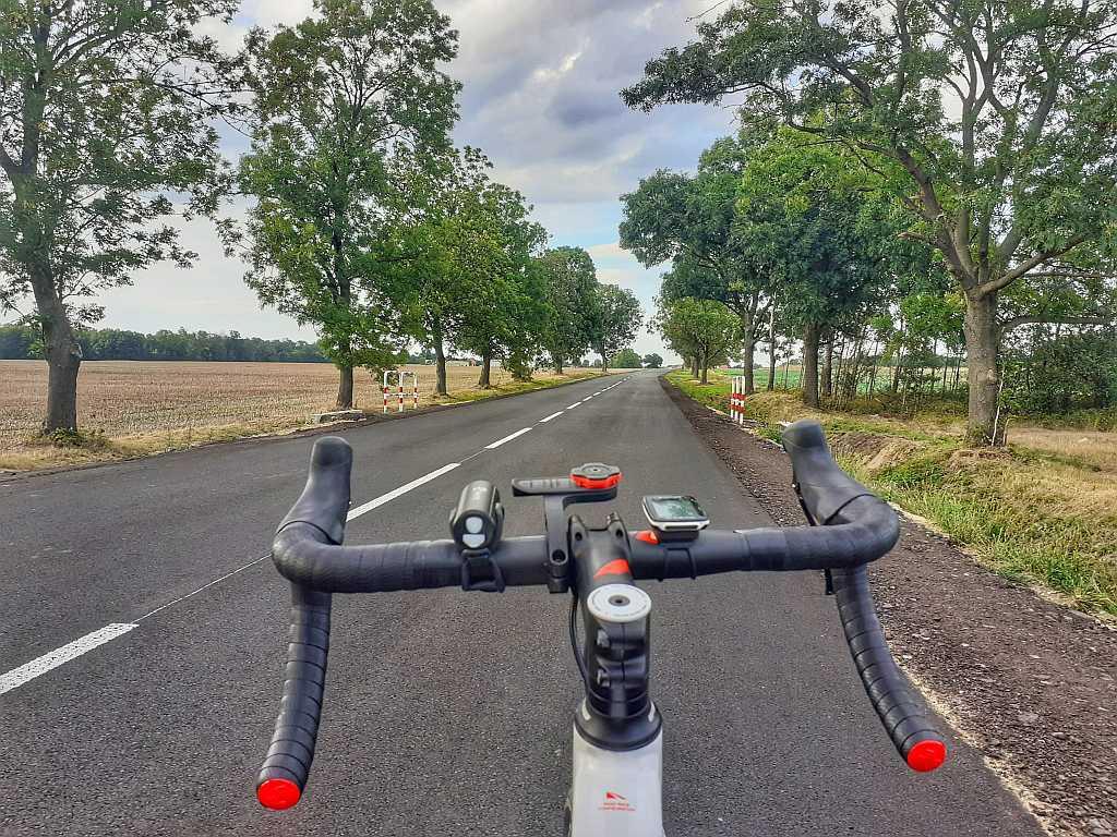 Najlepsze asfalty w okolicy Wrocławia dla rowerów szosowych.