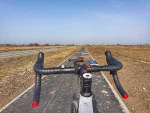 Lutynia droga rowerowa