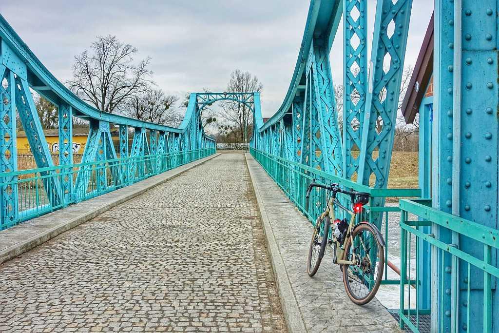 Trasa gravel Wrocław mała pętla wałami Odry – G08 42 km