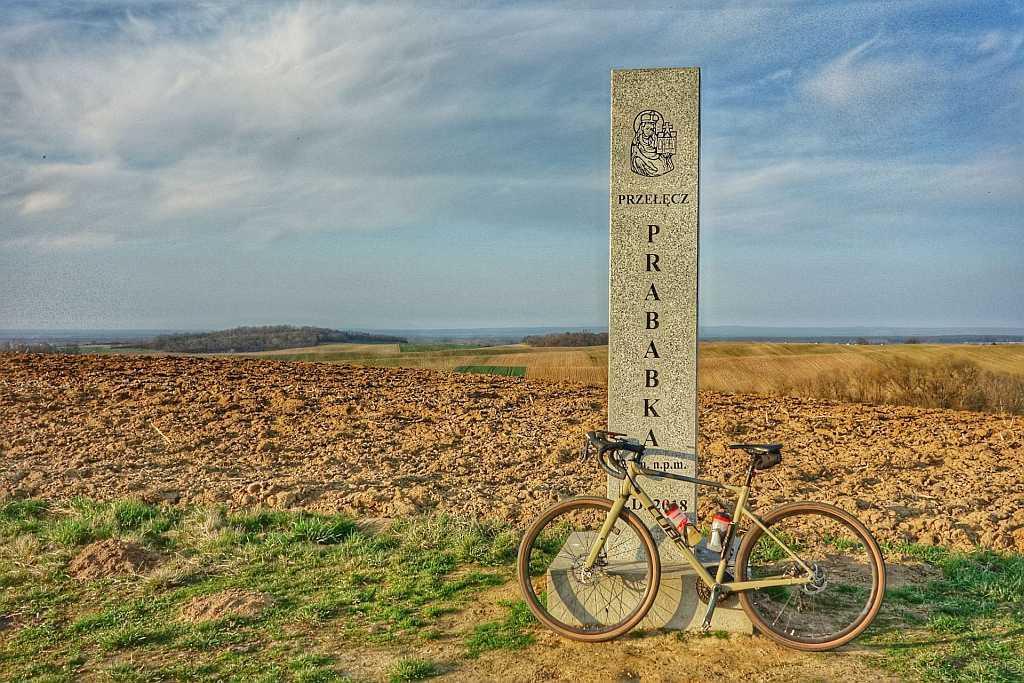 Trasa gravel Trzebnica Prababka – G09 65 km