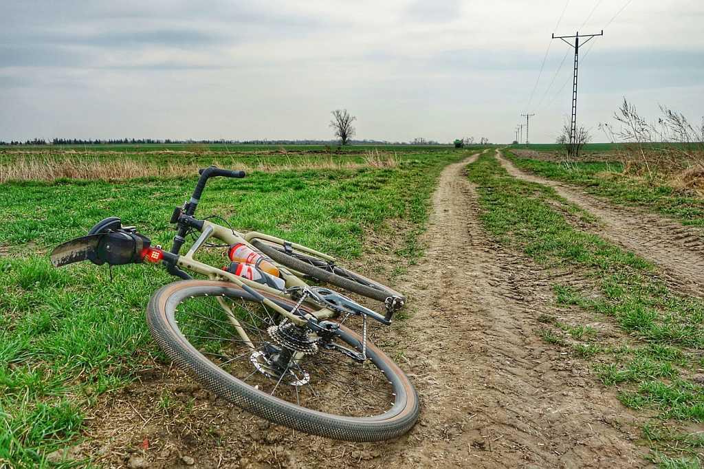 Wzgórza koło Miękini trasa gravel – G10 61km