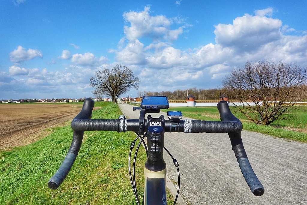 Trasa rowerowa Wrocław duża pętla wałami – G12 52 km