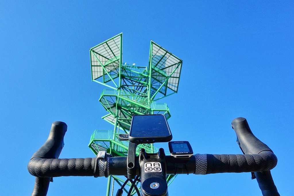 Trasa rowerowa wieża w Kotowicach i Bajkał – G13 65 km
