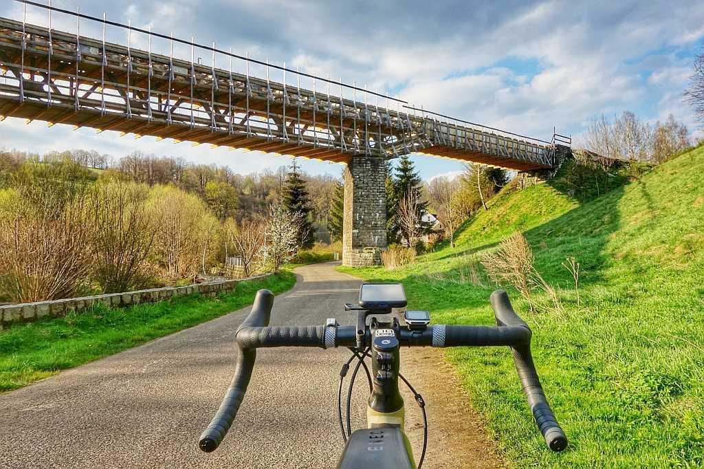 Trasa rowerowa na zaporę w Zagórzu Śląskim – G14 37 km