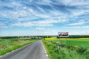 Trasa rowerowa do Wierzbnej 02