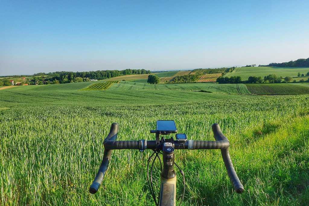Trasa rowerowa Wzgórza Trzebnickie – G19 70 km