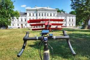 Trasa rowerowa Pałac Jedlinka
