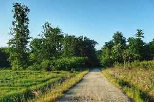 trasa gravel Malin