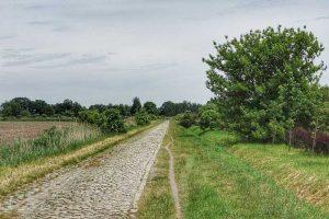 trasa rowerowa dolny śląsk Lipska
