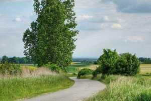 trasa szosowa krakowiany