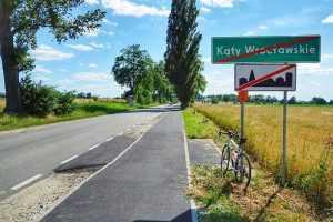 Droga rowerowa Nowa Wieś