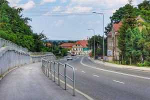 Droga rowerowa Wałbrzych