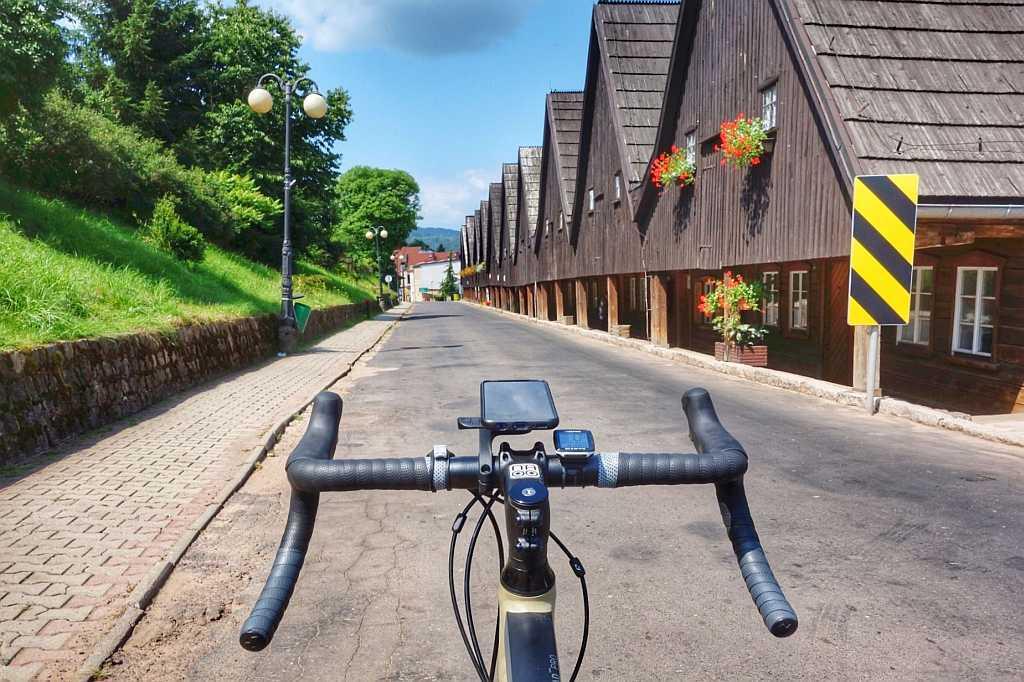 Trasa rowerowa Chełmsko Śląskie
