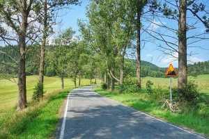 Trasa rowerowa Góry Kamienne