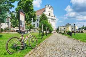 Trasa rowerowa Krzeszów
