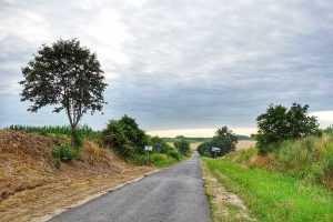 Trasa szosowa 5 wzgórz Głuchów 2