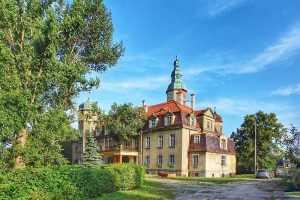 Pałac Pustków Żurawski