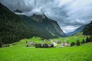 Pitztal Tyrol gravel
