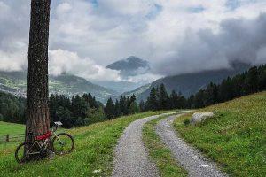 Tyror trasy rowerowe Wenns