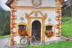 Tyrol Pitztal kościół 02