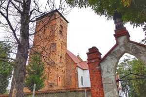 Sośnica kościół