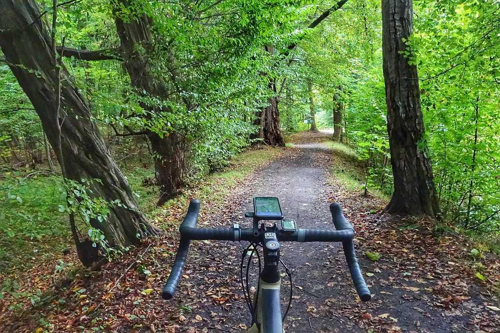 Trasa rowerowa Szlak Bobra – G24 44 km